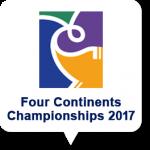 四大陸選手権2017の女子フリー滑走順&滑走時間と試合結果!