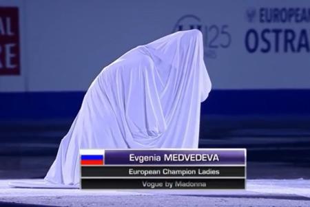 エフゲニア・メドベデワ写真