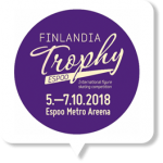 フィンランディア杯2018の出場選手・開催地・日程・TV放送予定