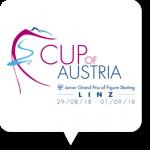 JGPオーストリア大会2018の出場選手・開催地・日程・ライスト情報