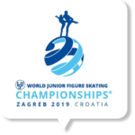 世界ジュニア2019のエキシビション出場選手と滑走順!