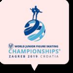 世界ジュニア2019女子フリー滑走順と試合結果!