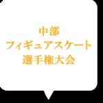 中部選手権大会2019の出場選手・日程・入場料!