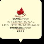 スケートカナダ2019アイスダンス滑走順と試合結果!
