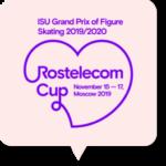 ロステレコム杯2019女子フリー滑走順と試合結果!