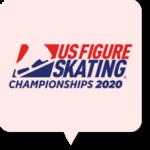 全米選手権2020女子フリー滑走順と試合結果!