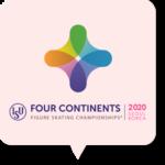 四大陸選手権2020女子ショート滑走順と試合結果!