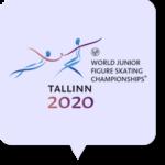世界ジュニア選手権2020男子フリー滑走順と試合結果!