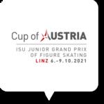 JGP第7戦 オーストリア大会2021の出場選手・ライスト・放送予定!